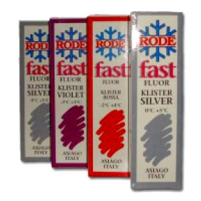 RODE Fluor-Klister Silber (60 g)