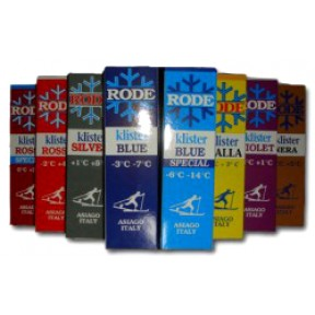 RODE Klister Blau Spezial (60 g)