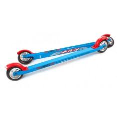KV+ LAUNCH Skate-Skiroller, 60 cm. Slow, abgesetzter Holm. Rollen 100*24mm