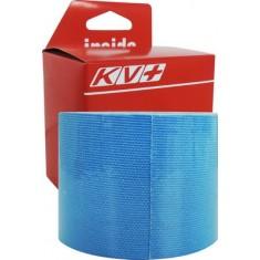 KV+ Muskelkompressions-Tape. blau 5cm/5m