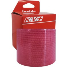 KV+ Muskelkompressions-Tape. pink 5cm/5m