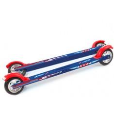 KV+ JET Skate-Skiroller 60cm. Standard, Alu. Rollen 100*24mm, 1180 gr.