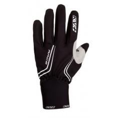 KV+ RACE Handschuh, pro-wind-tech schwarz