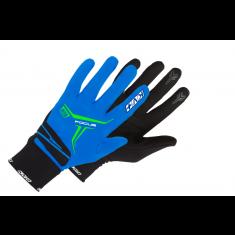FOCUS Rennlaufhandschuh, pro-wind-tech blau/weiß