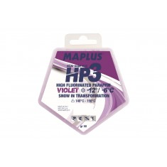 HP3 Blockwachs VIOLETT (50 g)