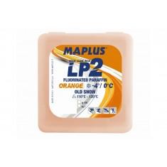 LP2 Blockwachs ORANGE (250 g)