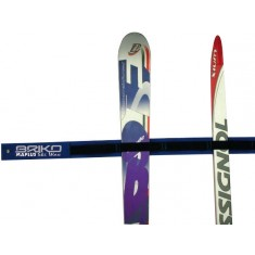 Wandhalterung f. Alpin- & Nordic Ski